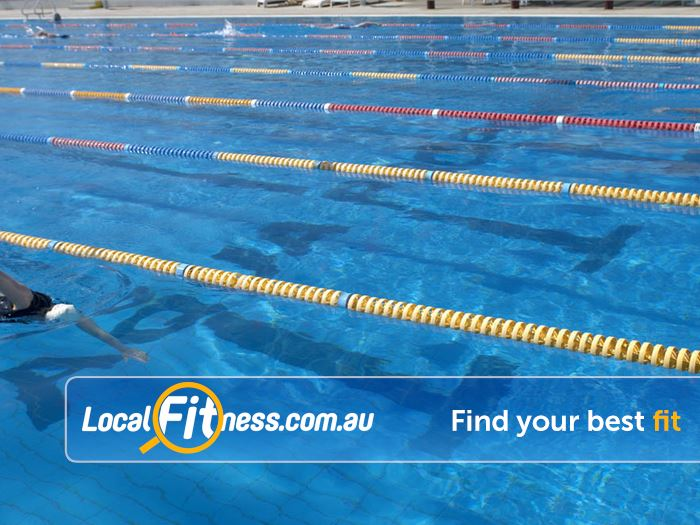 Fitzroy Swimming Pool - Yarra Leisure Abbotsford Gym Swimming Enjoy lap lane swimming in