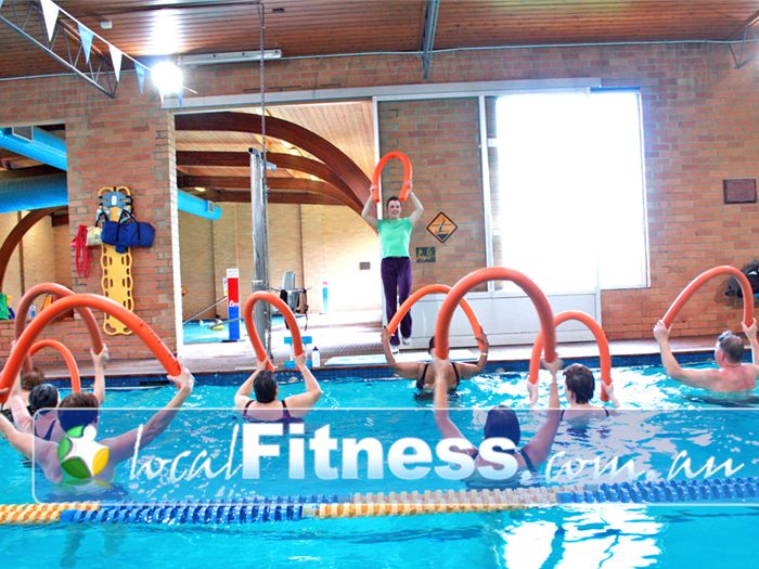 Olympic Leisure Centre Swimming Pool Melbourne  | Aquatic programs for all ages and all levels.