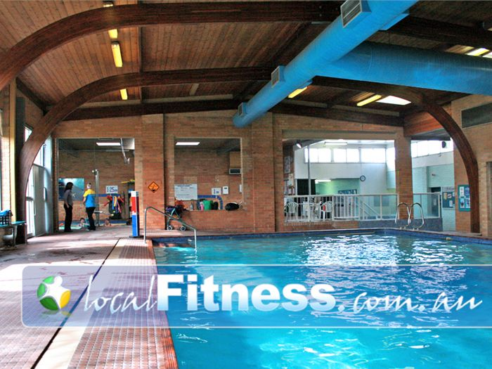 Olympic Leisure Centre Swimming Pool Melbourne  | Our 25 metre indoor swimming pool. <br />
