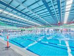 Maribyrnong Aquatic Centre Aberfeldie Gym Swimming a movable pool boom divides