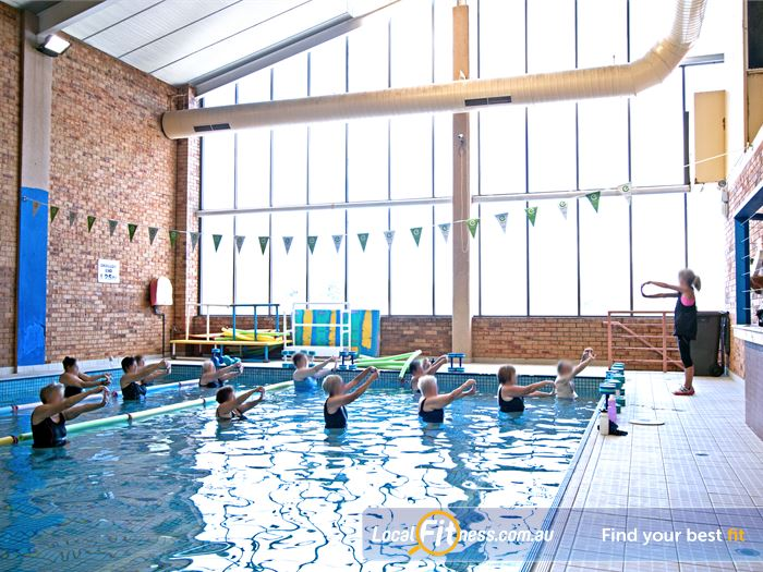 Genesis Fitness Clubs Swimming Pool Waverley Park  | Our indoor Dandenong swimming pool.