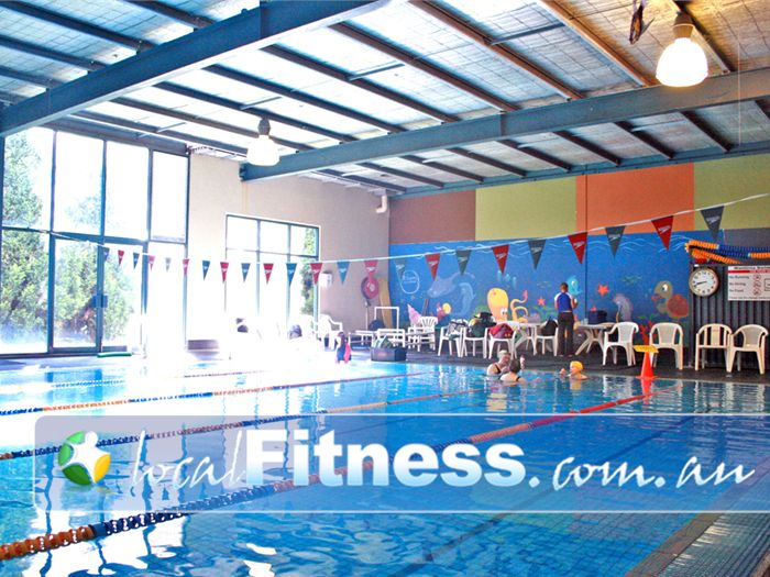 Genesis Fitness Clubs Swimming Pool Waverley Park  | Try one of our aqua classes.