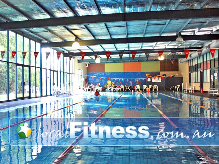 Genesis Fitness Clubs Swimming Pool Waverley Park  | Our indoor 25 m pool