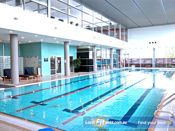 Fitness First Mermaid Waters Gym Swimming Enjoy lap-lane swimming in our