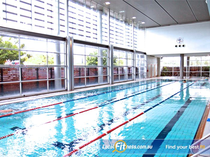 Fitness First Pacific Fair Gym Swimming Our Mermaid Water swimming