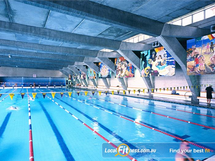 Cook and Phillip Park Aquatic and Fitness Centre Swimming Pool Sydney  | We have a 50m heated indoor Sydney swimming