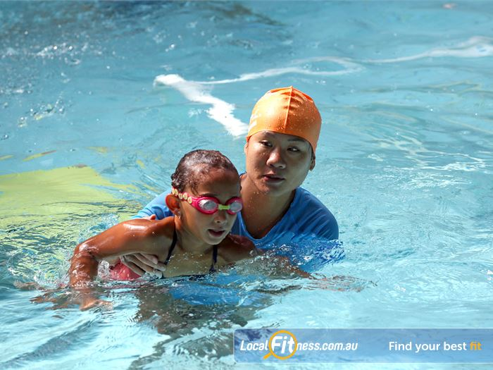 Cook and Phillip Park Aquatic and Fitness Centre Swimming Pool Rozelle  | Learn to swim with our Sydney swim school.