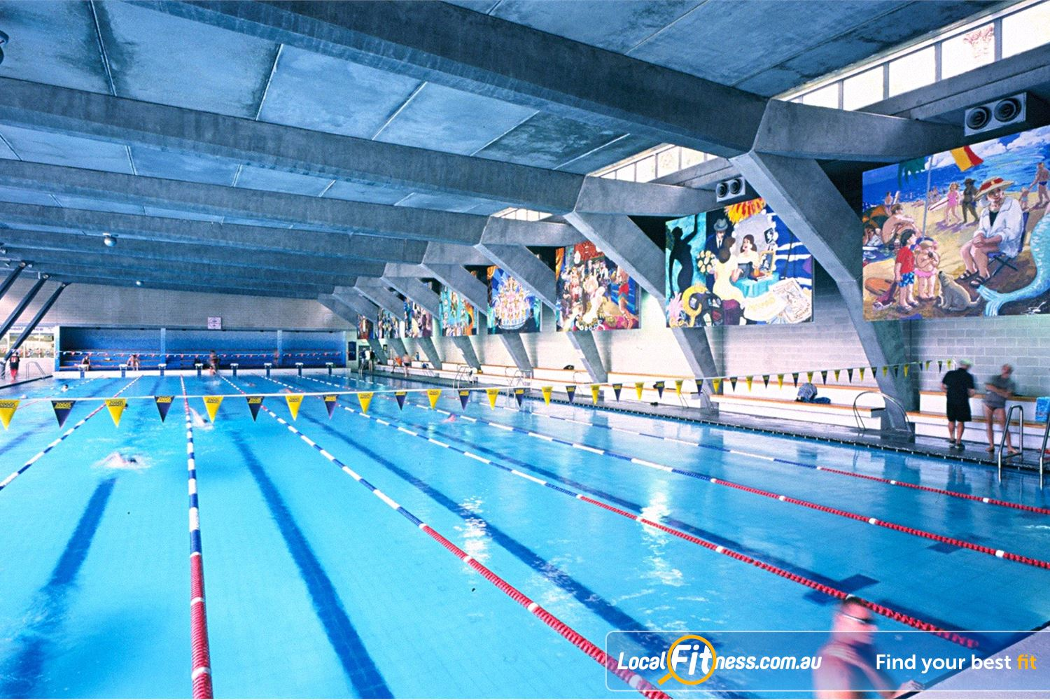Cook and Phillip Park Aquatic and Fitness Centre Sydney Welcome to our 50m heated indoor Sydney swimming pool.