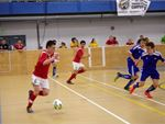 Join a futsal program in the Sydney CBD.