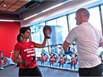Genesis Fitness Clubs Flinders St Melbourne Gym Boxing Our trainers can incorporate