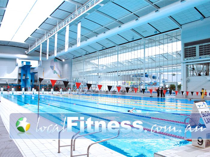 Melbourne Sports & Aquatic Centre Albert Park Gym Swimming Come and swim in the 2006