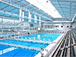 Melbourne Sports & Aquatic Centre Albert Park Gym Swimming Competition diving pool.