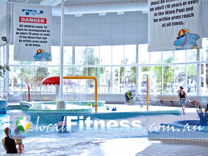 Melbourne Sports Aquatic Centre Youngster Pool Albert Park Popular Water Features For The Kids