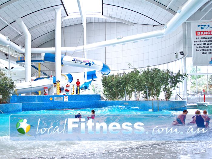 Melbourne Sports Aquatic Centre Youngster Pool Albert Park Dedicated For Toddlers And