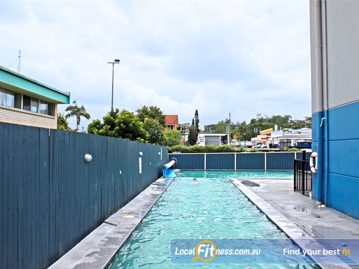 Goodlife Health Clubs Swimming Pool Kelvin Grove  | Our Holland Park swimming pool includes a dedicated