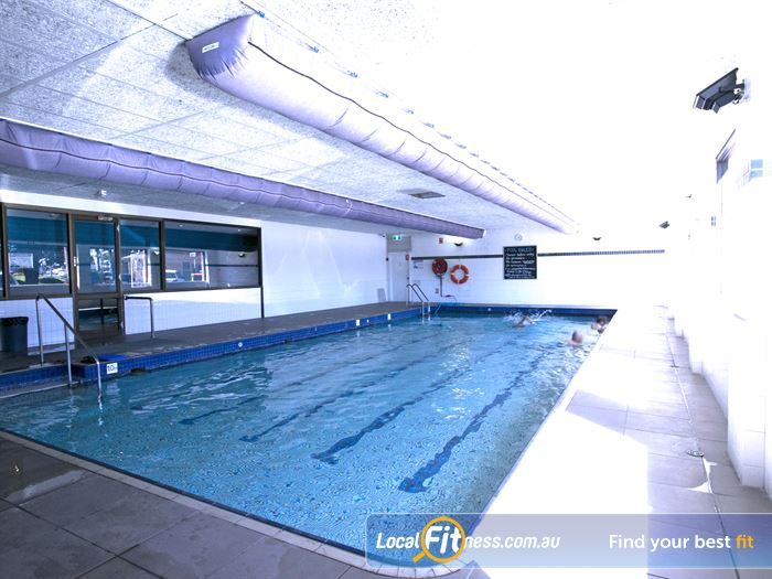 Goodlife Health Clubs Swimming Pool Adelaide  | Our Payneham swimming pool is perfect for lap