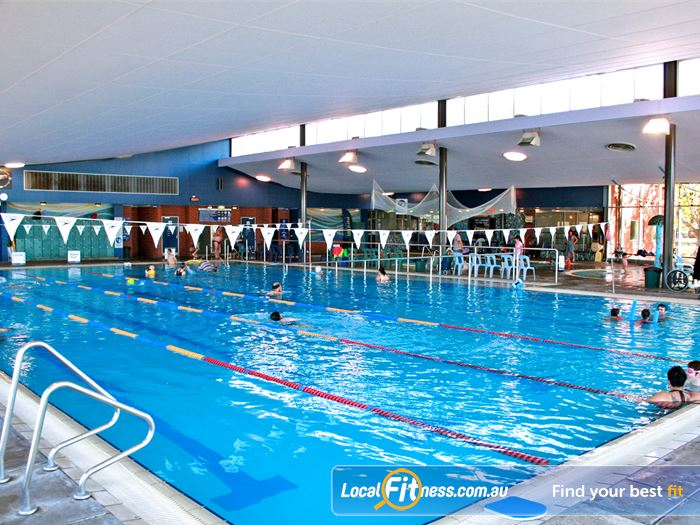 Coburg Leisure Centre Swimming Pool Melbourne  | Relax and revitalise in our hydrotherapy zone, spa