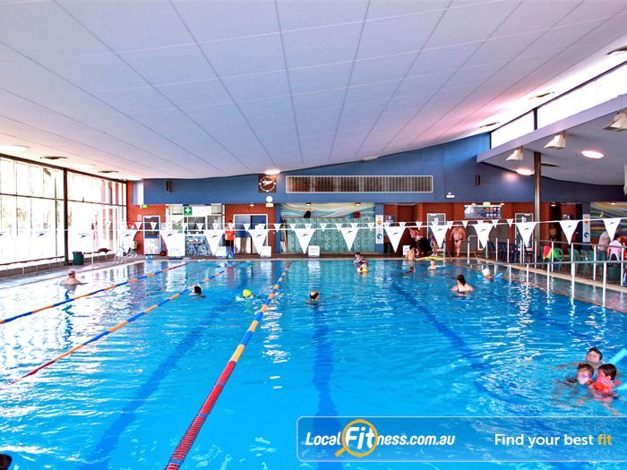 Coburg Leisure Centre Swimming Pool Melbourne  | Heated indoor 25 metre with six lane pool