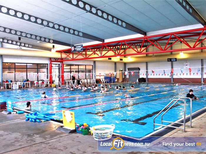 Windy Hill Fitness Centre Swimming Pool Melbourne  | Multiple lanes for a relaxing swim or a