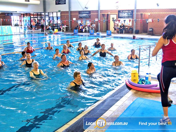 Windy Hill Fitness Centre Swimming Pool Melbourne  | Enjoy the many aquatic programs running daily.
