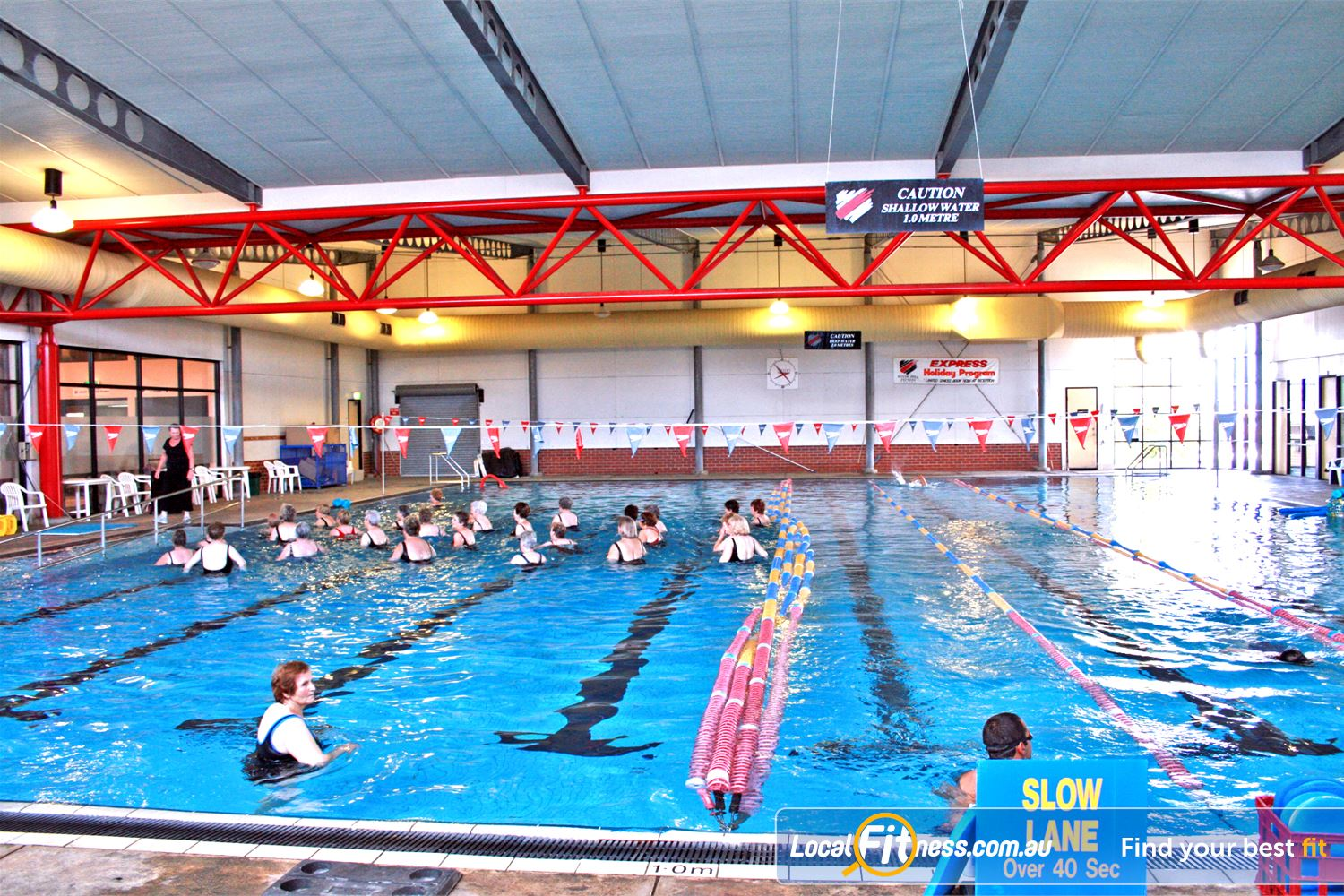 Windy Hill Fitness Centre Near Strathmore The Essendon community enjoys our many aquatic activities and programs.