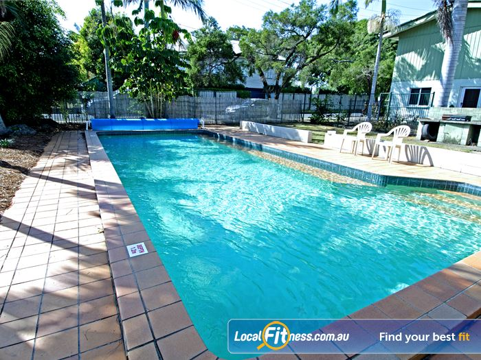 Goodlife Health Clubs Swimming Pool Kelvin Grove  | The Graceville swimming pool is great for lap