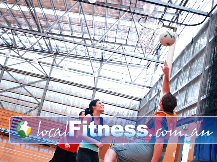 Bundoora Netball & Sports Centre Bundoora Play with friends or join a competition.