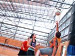 Bundoora Netball & Sports Centre Bundoora Gym Netball Play with friends or join a