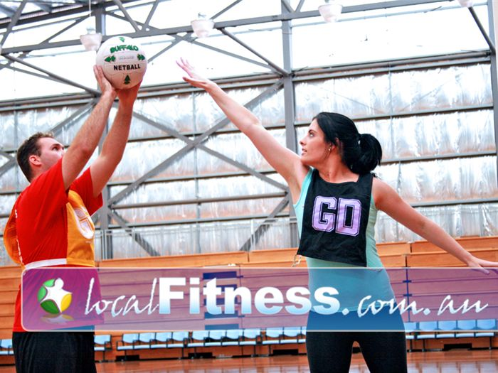 Bundoora Netball & Sports Centre La Trobe University Gym Netball International standard indoor