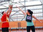 Bundoora Netball & Sports Centre Watsonia North Gym Netball International standard indoor