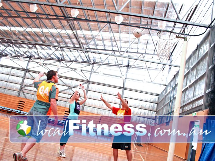 Bundoora Netball & Sports Centre Near Watsonia Utilised by state netball teams for training in Bundoora.
