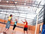 Bundoora Netball & Sports Centre Watsonia Gym Netball Utilised by state netball teams
