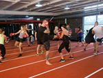 Goodlife Health Clubs Heritage Park Gym Arena Coach-led HIIT and functional