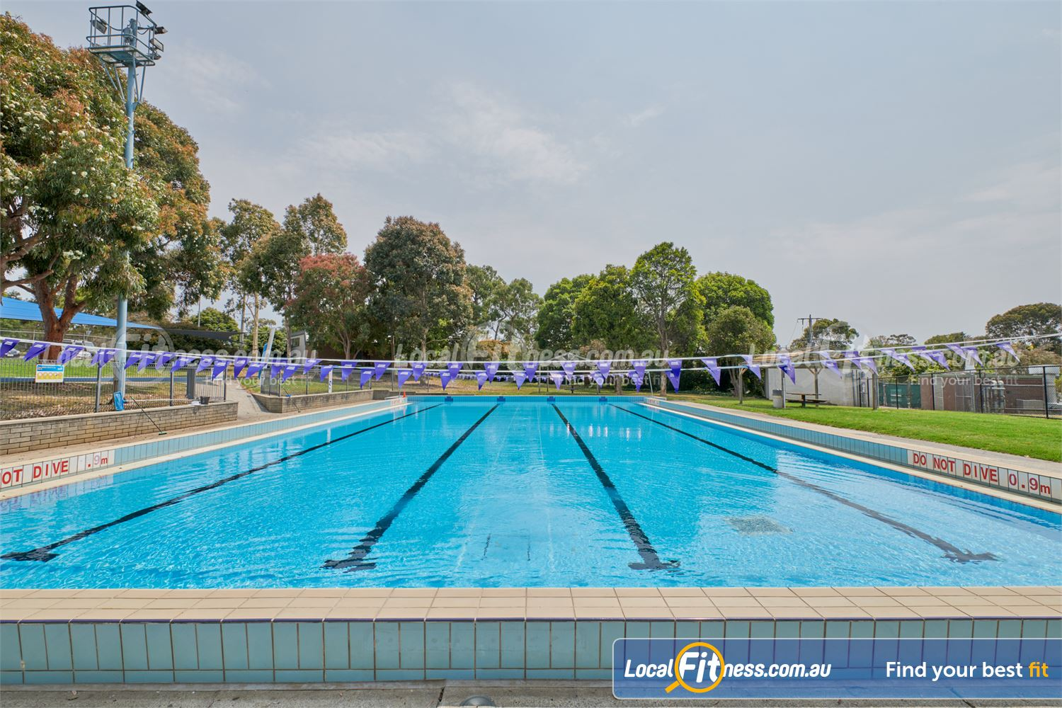 Knox Leisureworks Boronia Our outdoor swimming pool is a popular destination during summer.