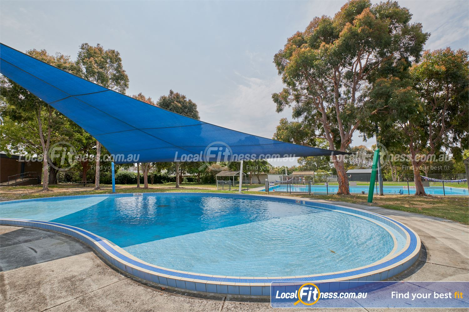 Knox Leisureworks Boronia Outdoor fun for the kiddies with our outdoor toddler pool.