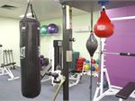 Berry Fitness Centre Edithvale Gym Boxing Heavy bag, floor to ceiling