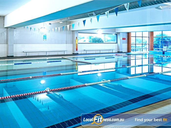 Fitness First Swimming Pool Mudgeeraba  | enjoy lap lane swimming in our Robina swimming
