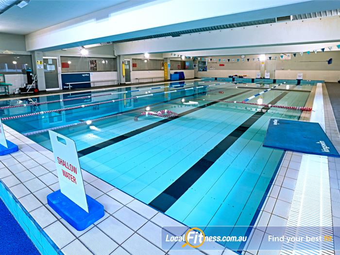 Fitness First Robina Town Centre Gym Swimming Enjoy a relaxing swim in our