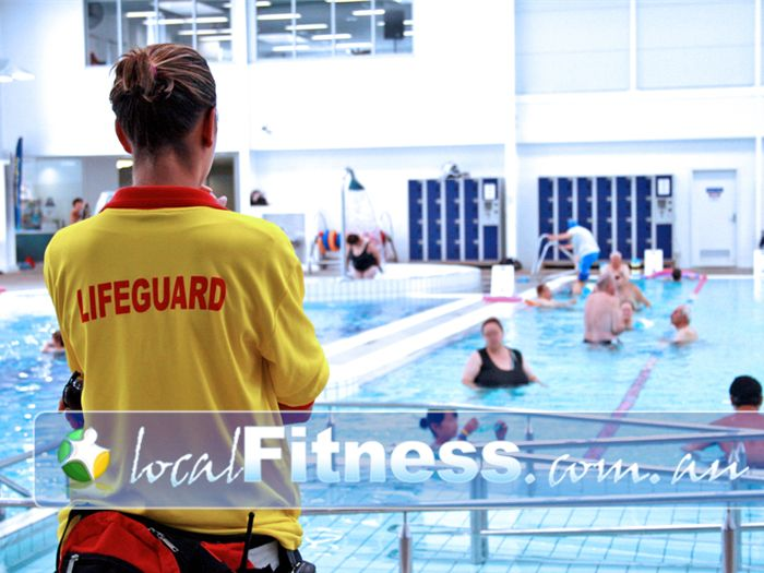 Sunshine Leisure Centre Sunshine Lifeguards monitor our Sunshine pools for you and your family's safety.