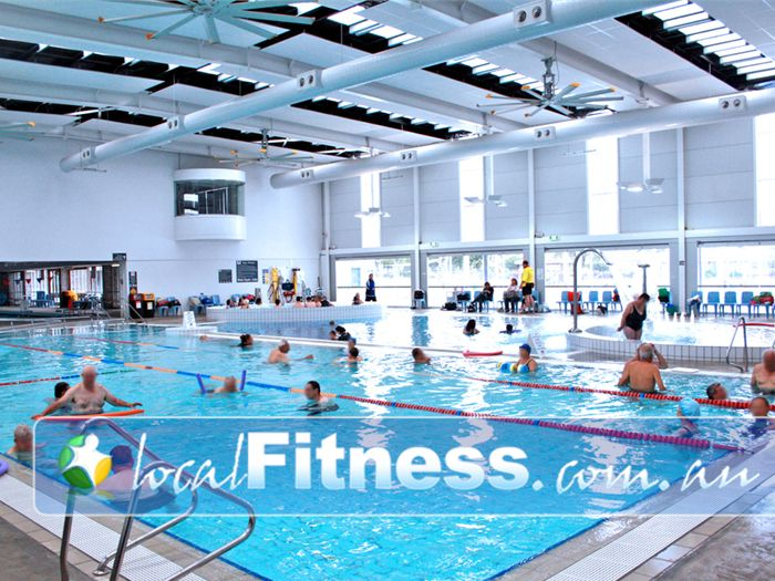 Sunshine Leisure Centre Near Ardeer The Sunshine program pool runs aquatic classes daily.