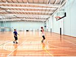 YMCA Derrimut Health and Aquatic Centre Derrimut Gym Sports The Derrimut stadium includes 2