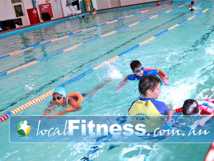 St Albans Leisure Centre Keilor Downs Fun and education with St Albans swim school.