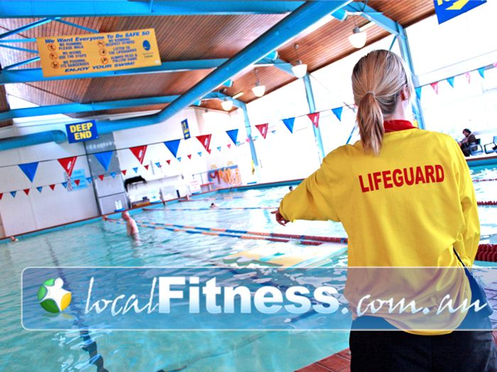 St Albans Leisure Centre Keilor Downs Gym Swimming Lifeguards are always alert