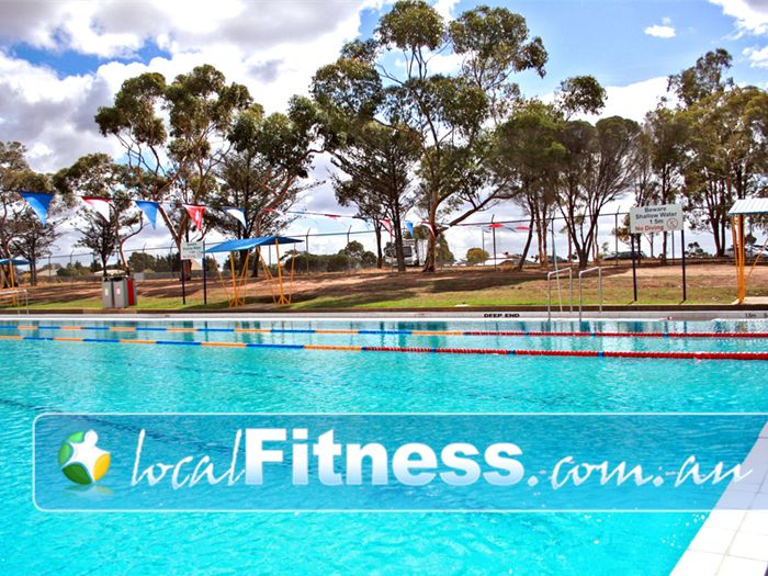 St Albans Leisure Centre Keilor Downs Enjoy beautiful views around the outdoor pool.