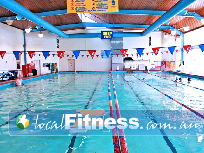 St Albans Leisure Centre Near Keilor Lodge Enjoy a swim at the St Albans Leisure Centre.