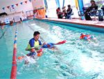 St Albans Leisure Centre Taylors Lakes Gym Swimming Teach your kids water safety
