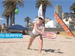 Goodlife Health Clubs Port Melbourne Gym Beach Join a Beach Tennis competition