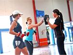 South Pacific Health Clubs Williamstown Gym Boxing Basic Beginners Boxercise