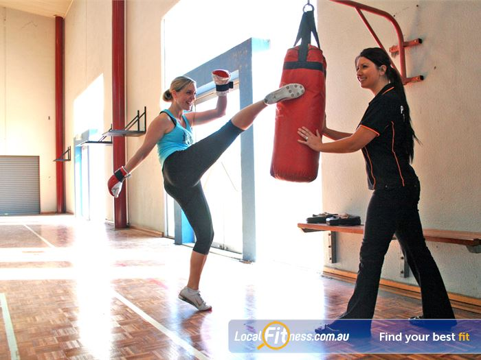 South Pacific Health Clubs Williamstown Gym Boxing Enjoy our Boxercise classes
