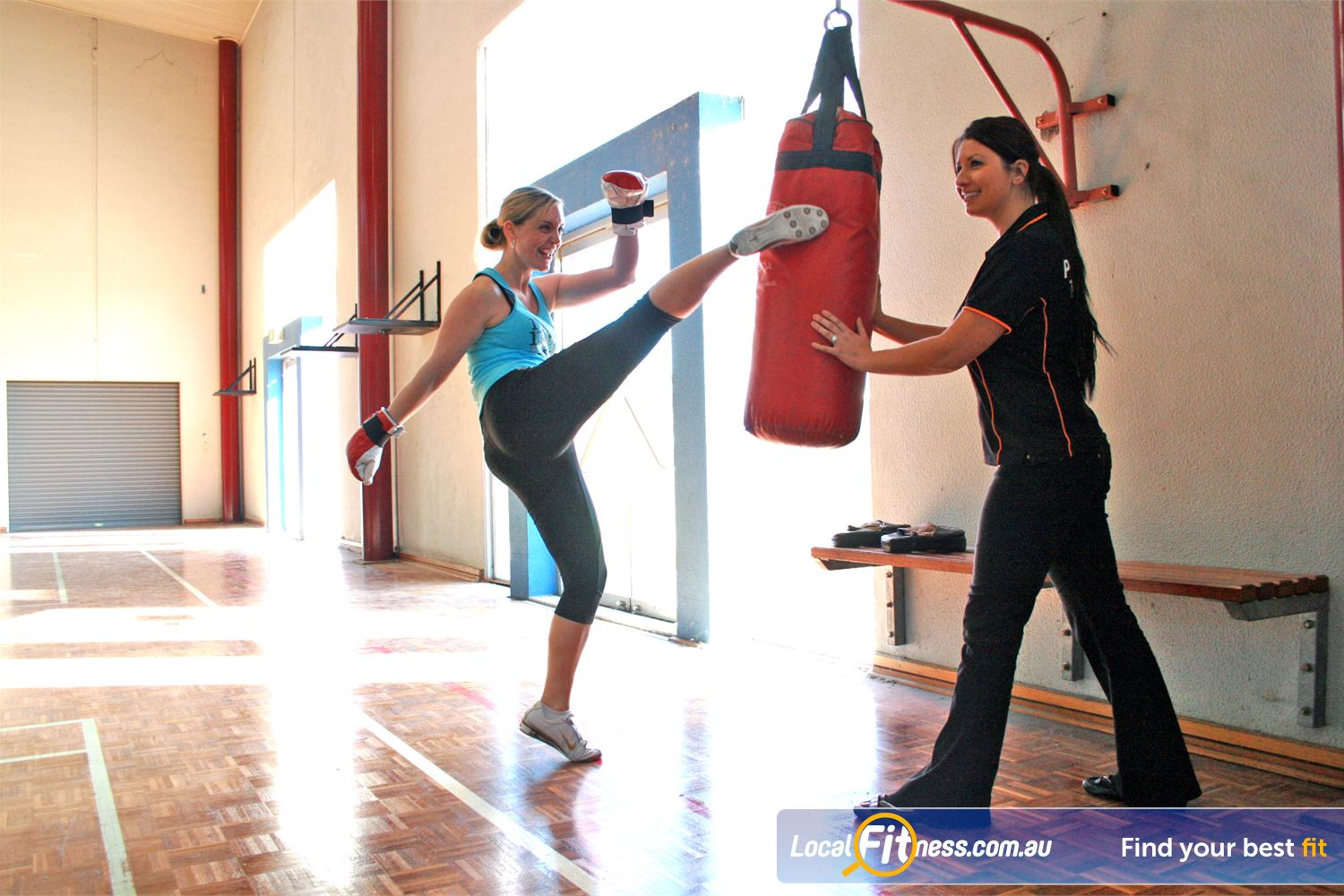 South Pacific Health Clubs Williamstown Enjoy our Boxercise classes fitness at South Pacific Williamstown.